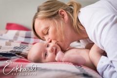Betaalbare lifestyle newborn fotografie in Den Haag e.o.