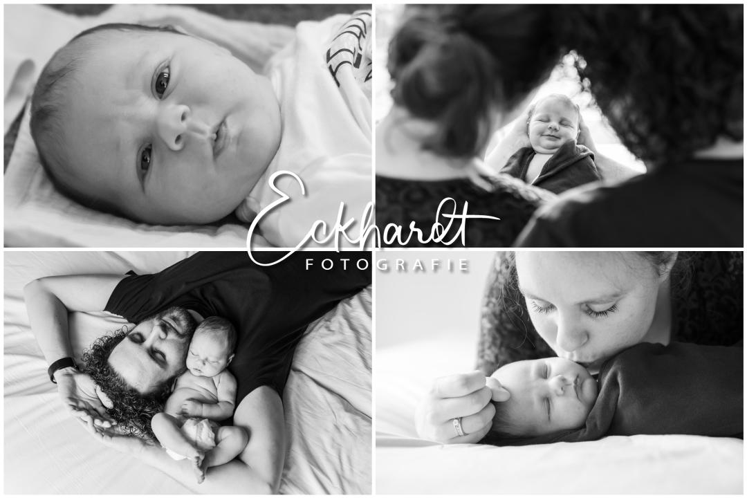 Lifestyle newborn fotoshoot in Loosduinen