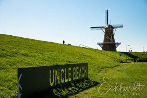 Uncle Beach met Oranjemolen