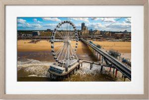 Fotolijst Pier van Scheveningen