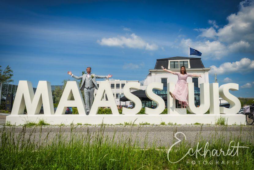 Trouwen in Hotel Maassluis